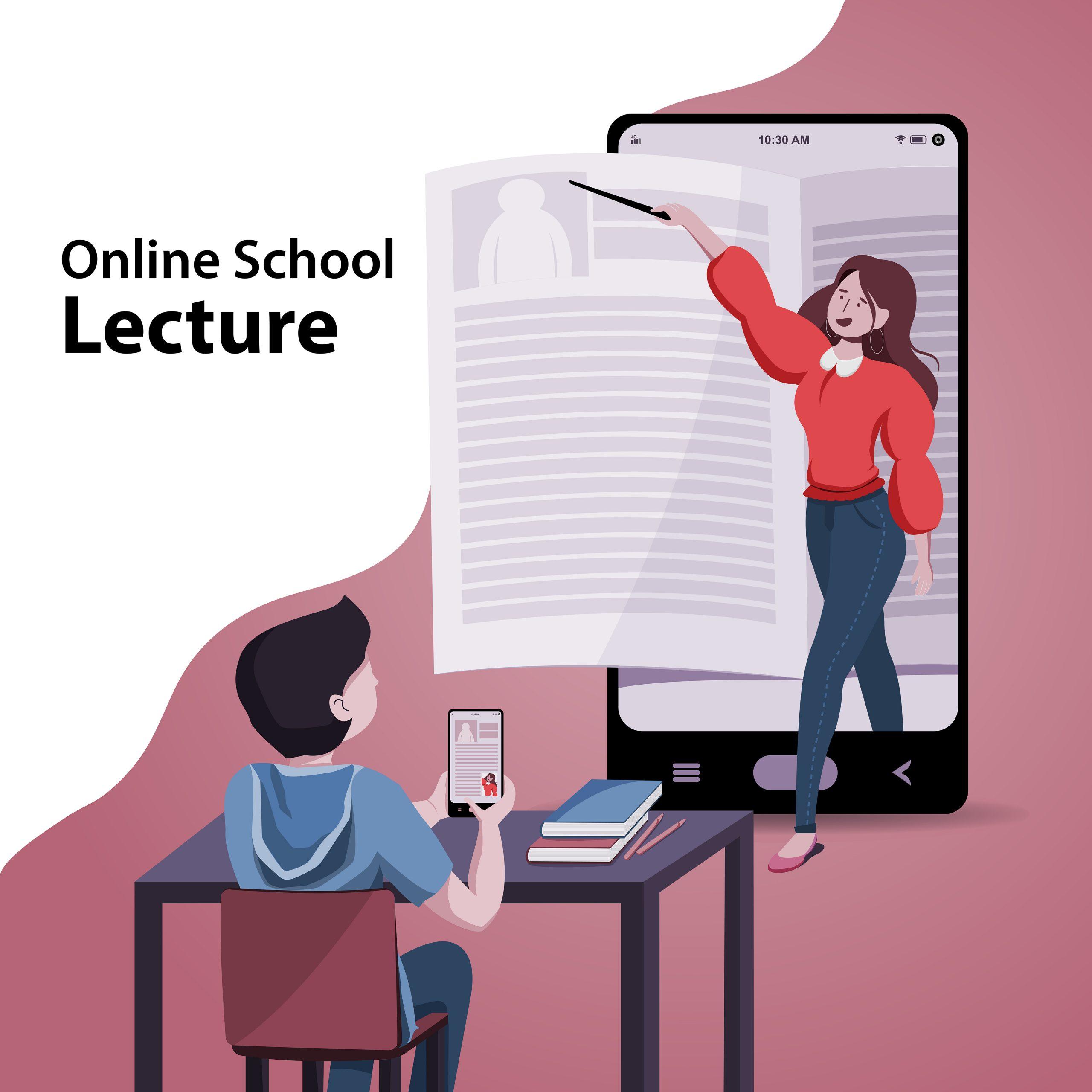 Tiešsaistes skola